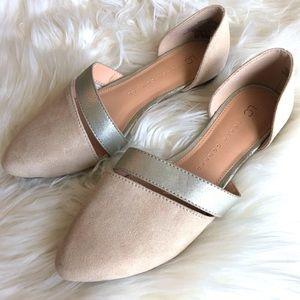 """LC LAUREN CONRAD """"TIARA"""" D'Orsay Flats Dress Shoes"""